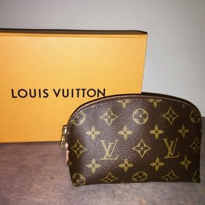 NEW Louis Vuitton Cosmetic Pouch